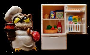 冷蔵庫がカビ臭い場合の対策は?