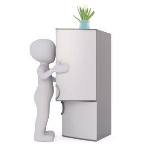 冷蔵庫がカビ臭い原因は?